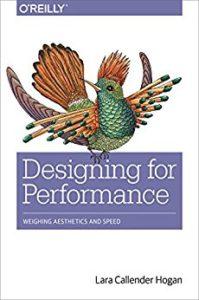 Designing Performance Weighing Aesthetic Speed